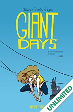 Giant Days Vol. 3